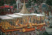 Temples et histoire