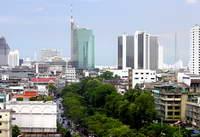 Bangkok, capitale de la Thaïlande