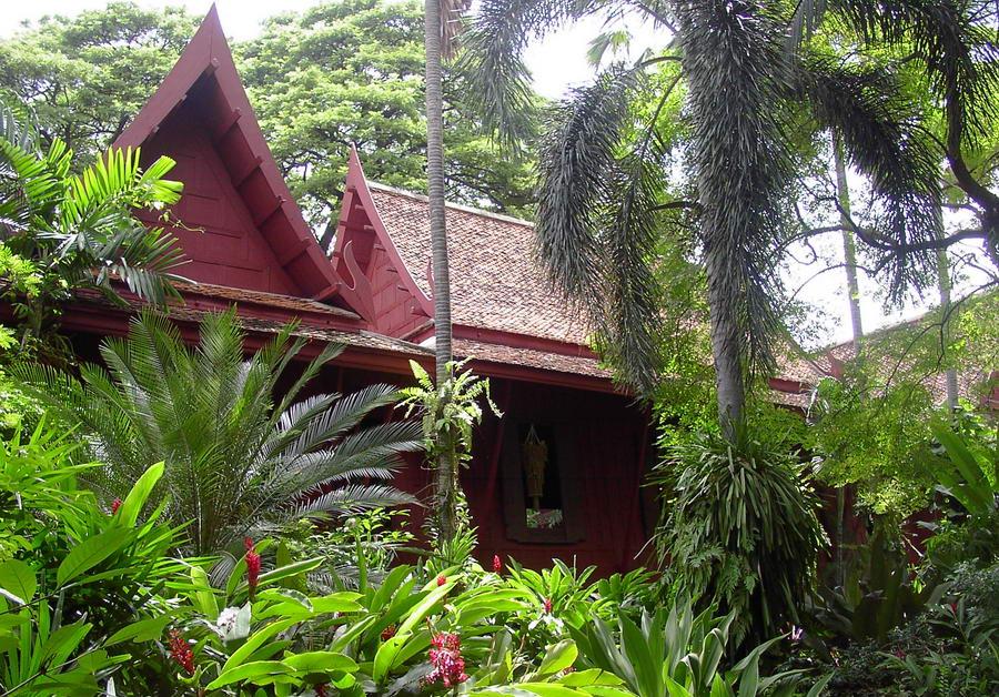 Maison thaïe de Jim Thompson