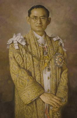 La Monarchie en Thaïlande