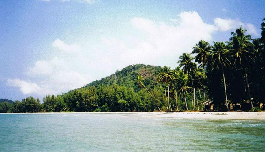 La Côte Est de la Thaïlande