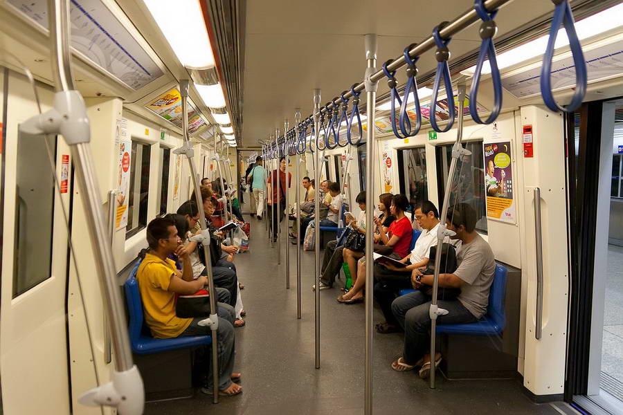 MRT - Métro de Bangkok