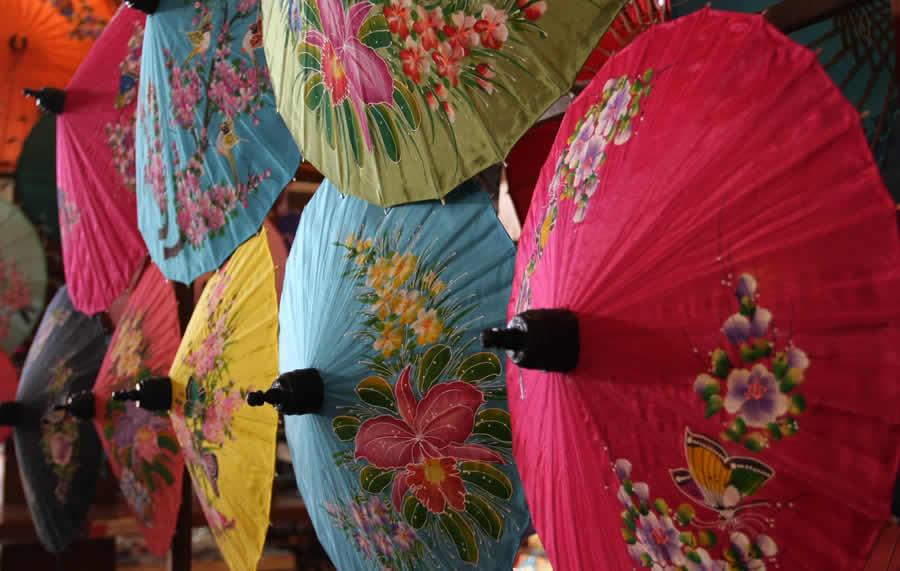 A voir à Chiang Mai et alentours