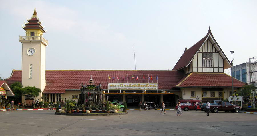 Se rendre à Chiang Mai