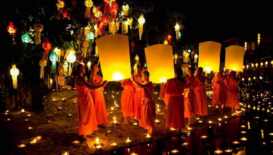 Evènements à Chiang Mai et alentours