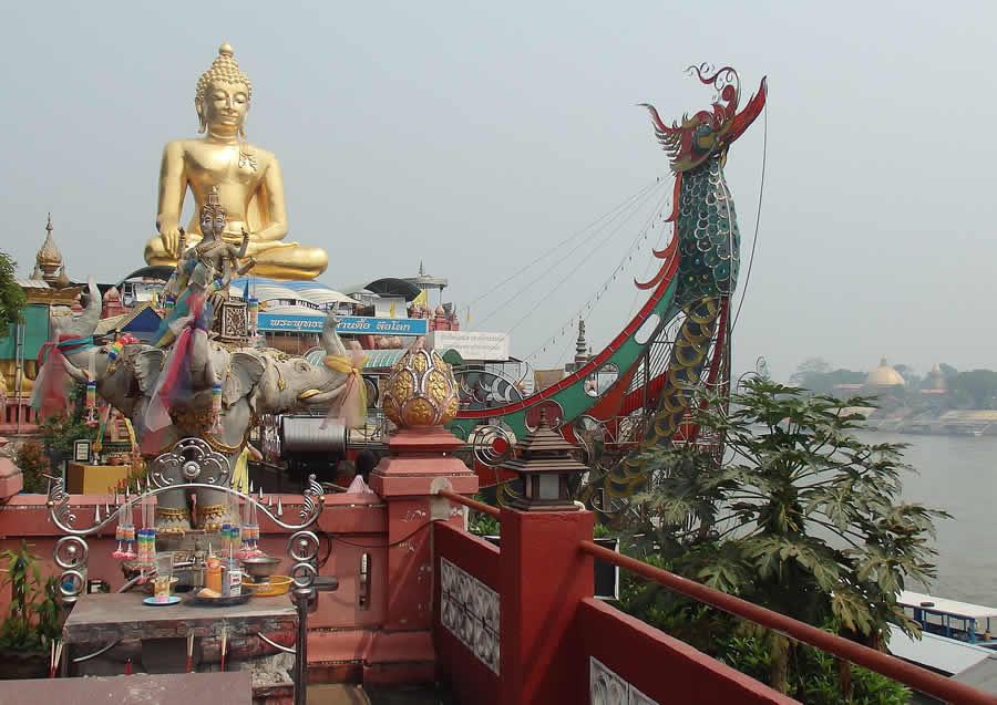 A voir à Chiang Rai et alentours