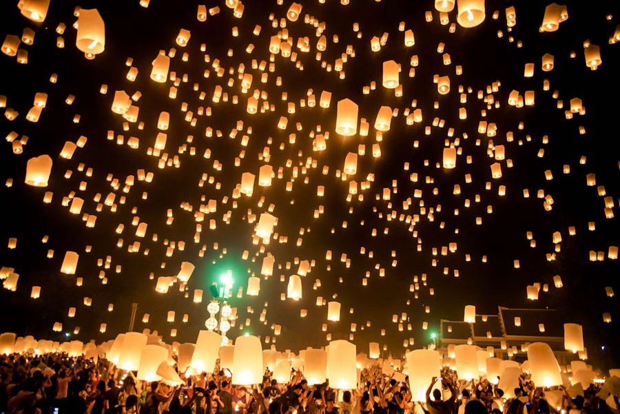 Evènements à Chiang Rai et alentours