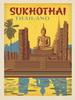 Thaïlande : affiches anciennes
