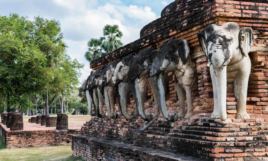 A voir à Sukhothai