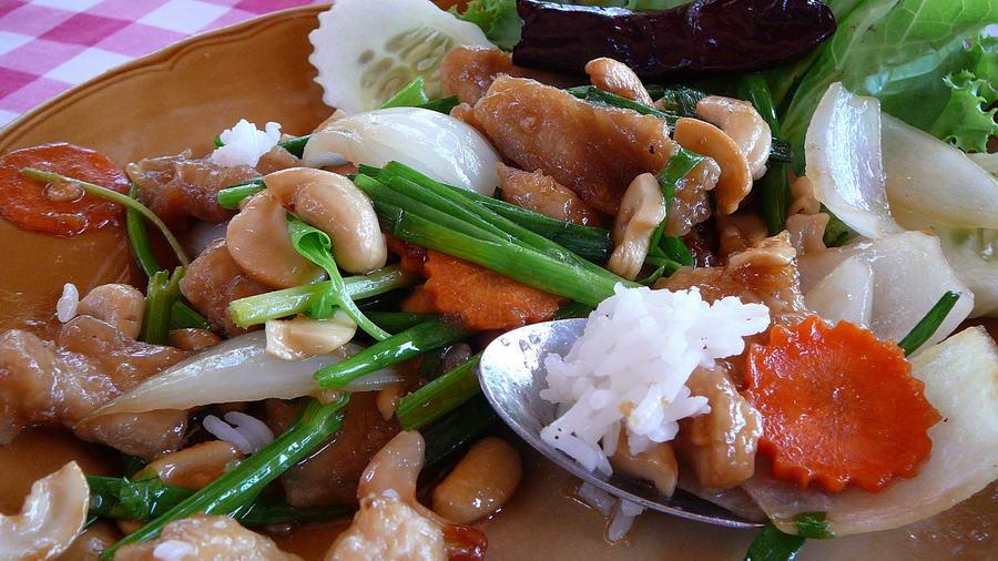 Recettes de cuisine thaïe