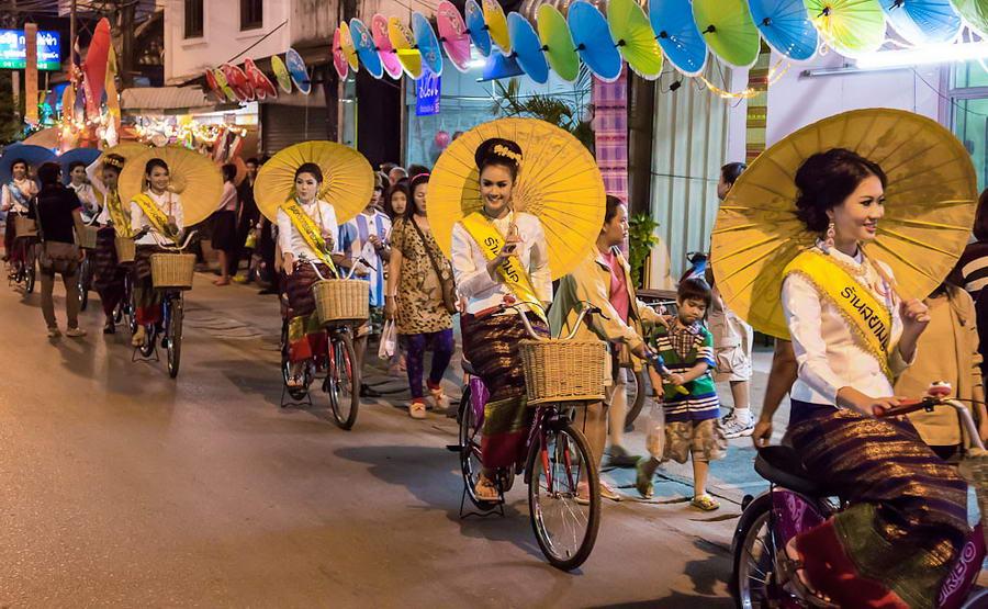 Artisanat en Thaïlande