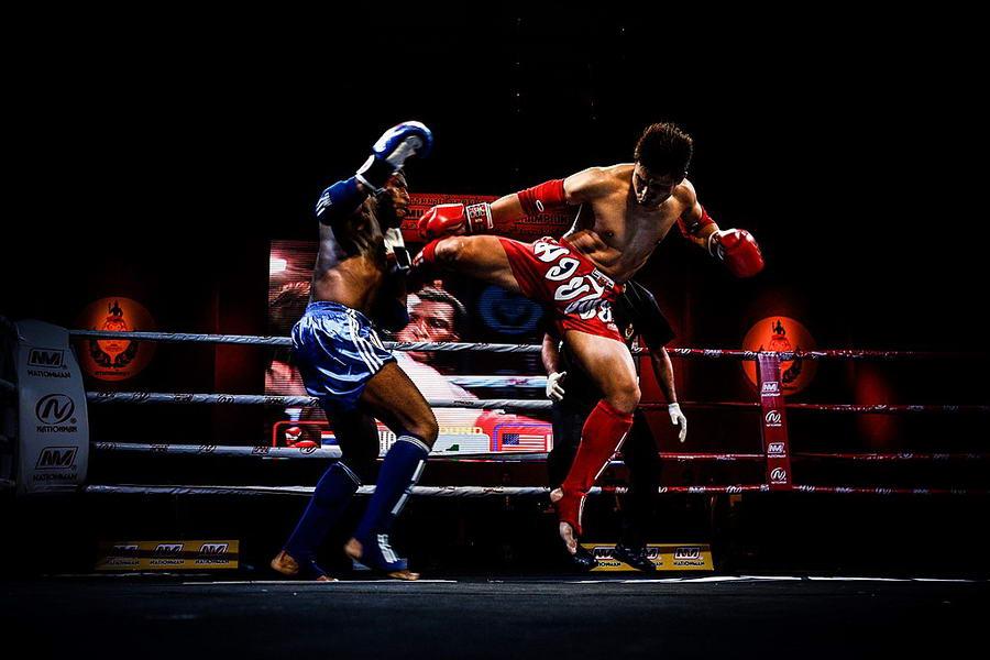 La boxe thaïe (Muay-thaï)