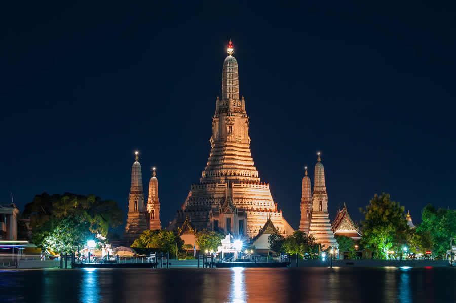 Wat Arun (Temple de l'Aube)