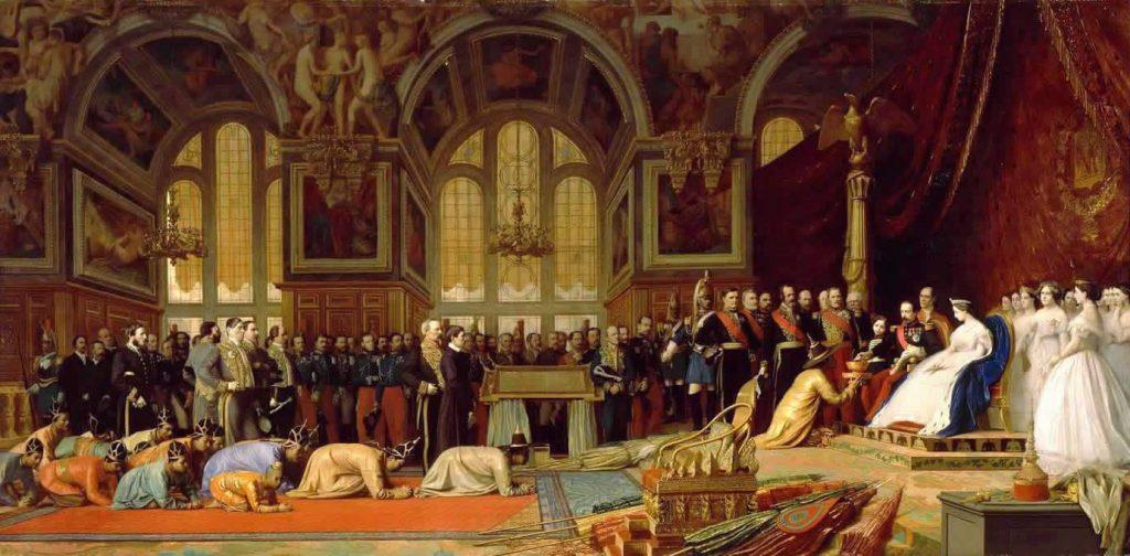 Ambassades du Siam en France (1686 et 1861)