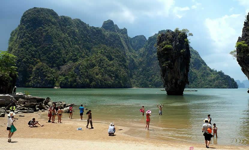 Phuket Sandbox et sites touristiques de Phang-Nga